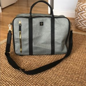 "India Hicks ""duke"" bag"